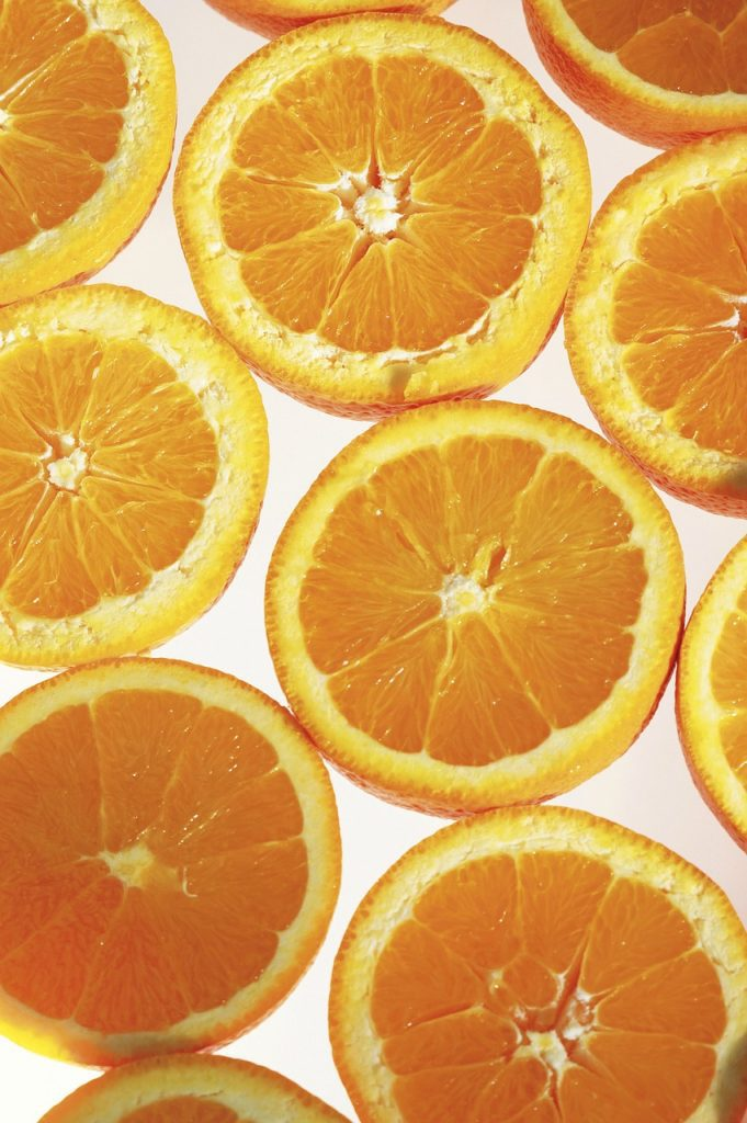 Vitamin C rich foods to fight Candida.