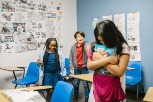Bullying faced by a kid with Language processing disorder