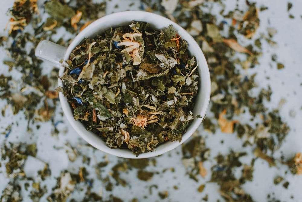 Kidney cleansing teas