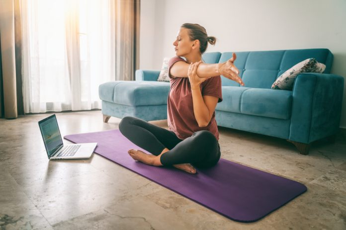 Stretching can help you stay healthy