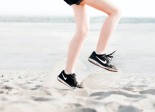 heel pain running